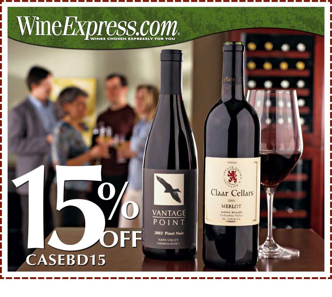 Wine Express Coupon